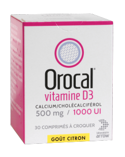 Nouveau dosage en vitamine D