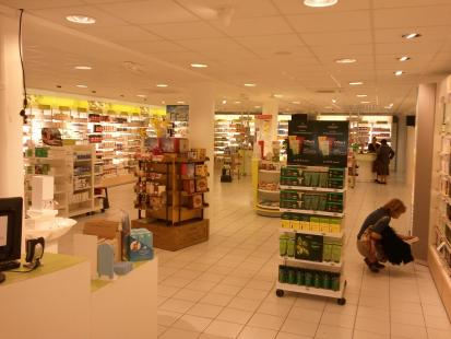 La nouvelle Pharmacie du Centre, à Marmande, regroupe trois officines
